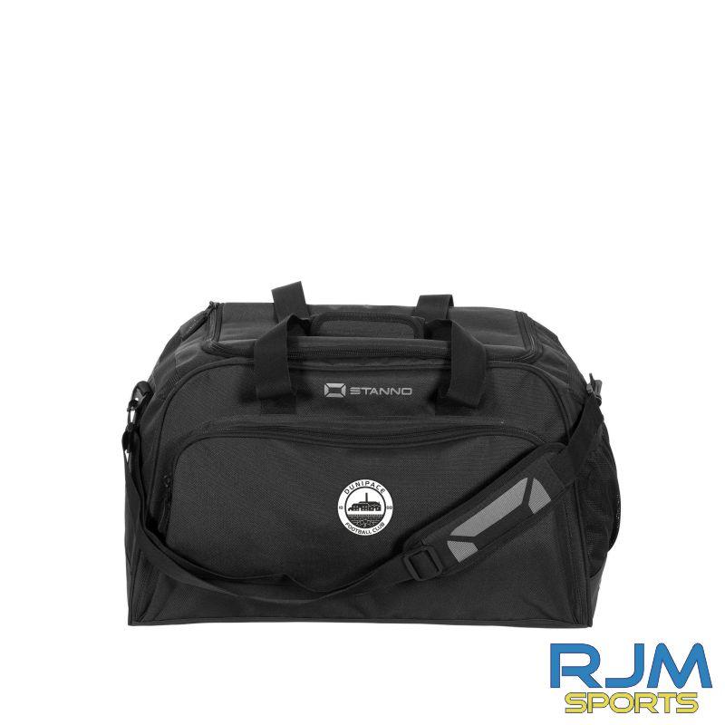Dunipace FC Stanno Merano Sports Bag Black