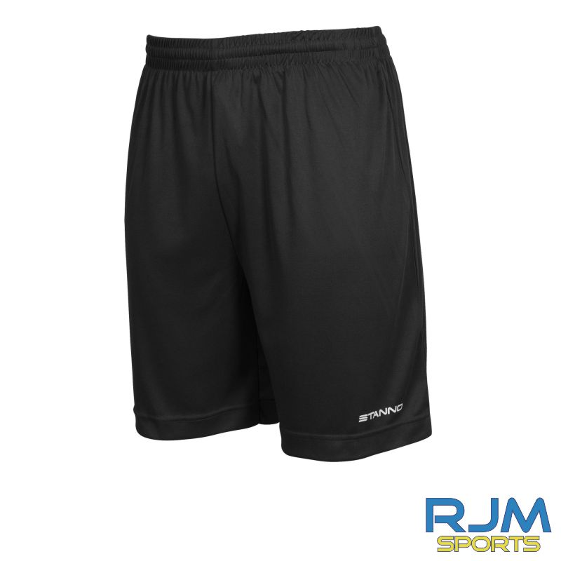 Dunipace FC Stanno Field Training Shorts Black