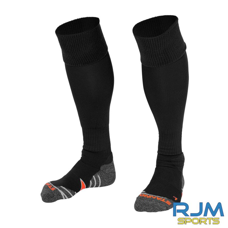 Dunipace FC Stanno Uni II Training Socks Black