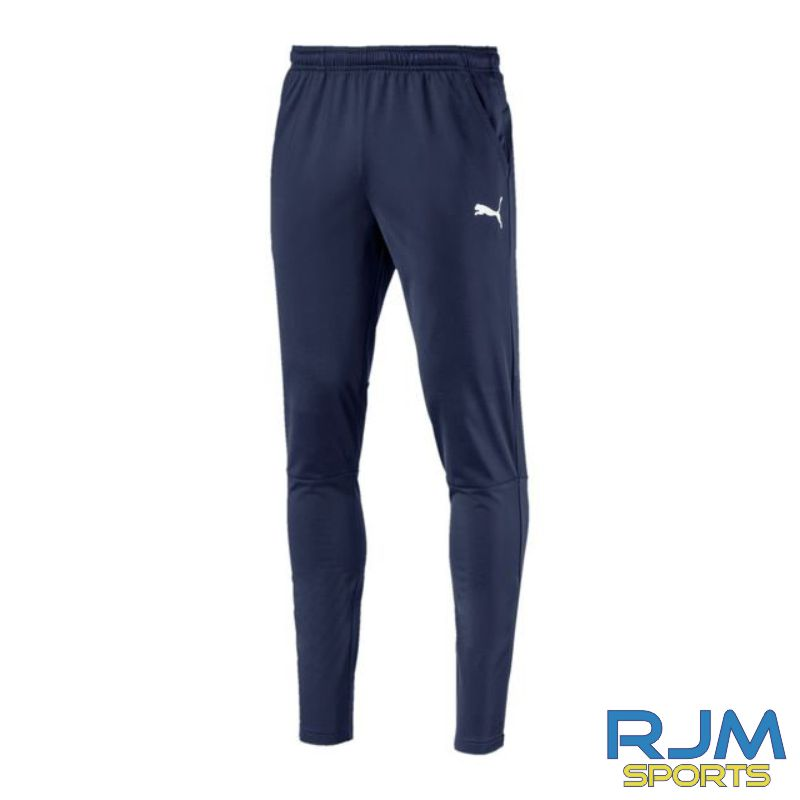 Riverside FC Players Puma Liga Training Pant 2 Peacoat