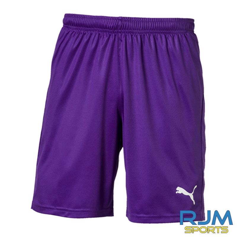 Riverside FC Puma Liga Core Away Shorts Prism Violet