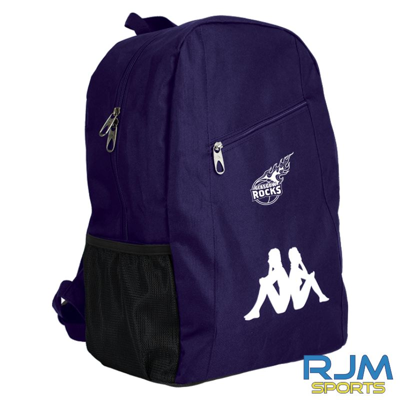 Glasgow Rocks Kappa Veila Backpack Marine
