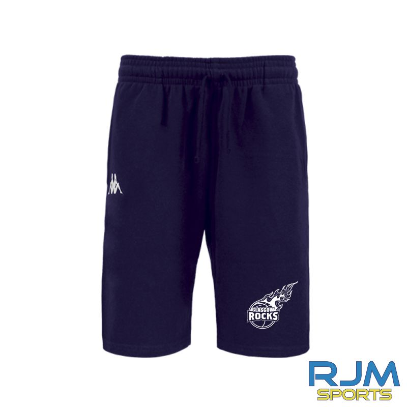 Glasgow Rocks Kappa Peci Shorts Marine