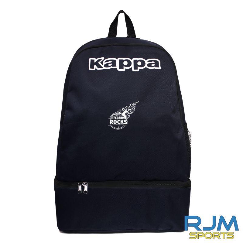 Glasgow Rocks Kappa Backpack Marine