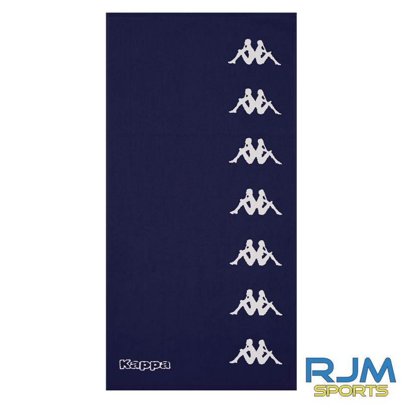 Glasgow Rocks Kappa Caleipo Towel Marine/White