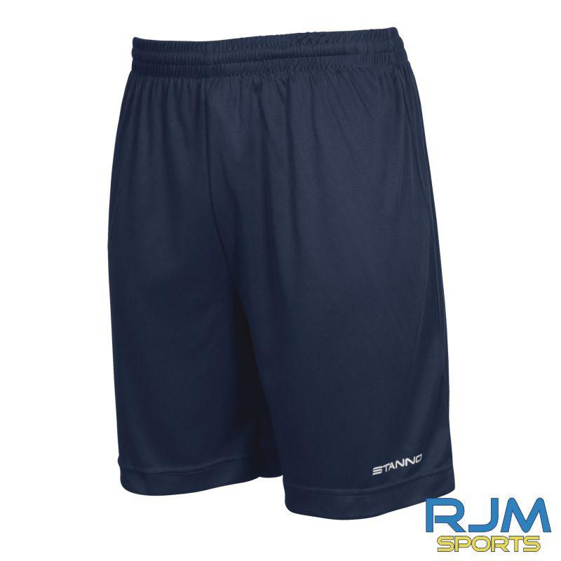 Ratho Utd Stanno Field Shorts Navy