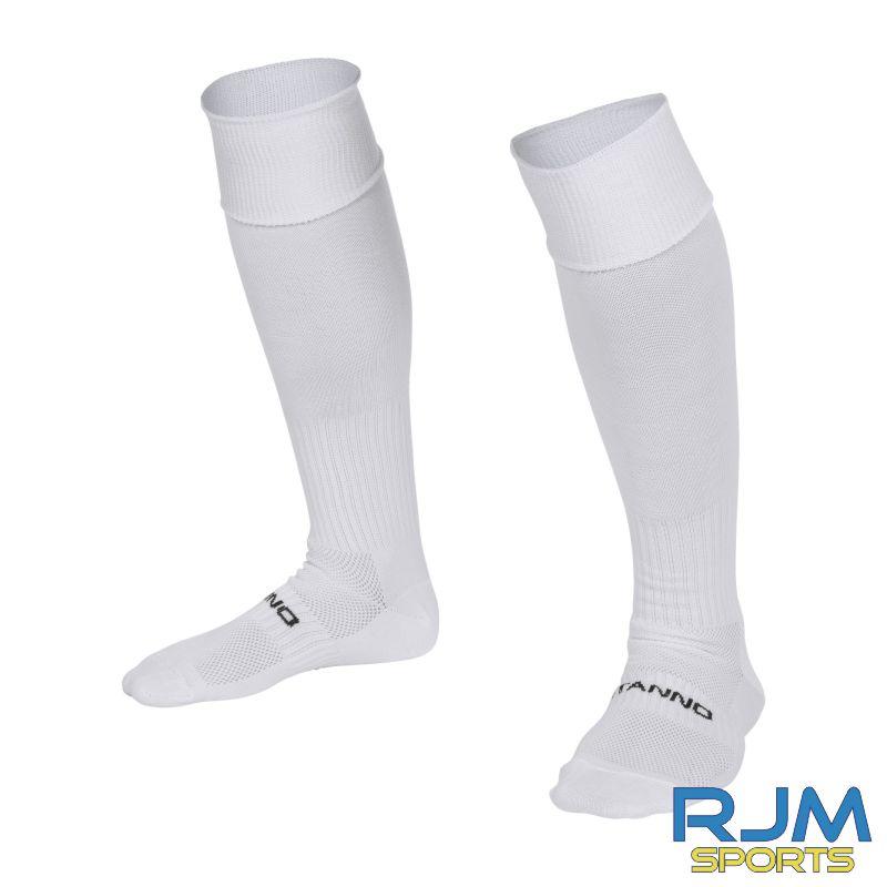 Ratho Utd Stanno Park Socks White