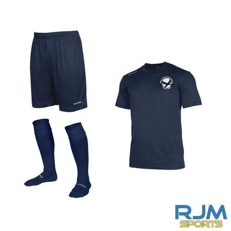 Walking Football Scotland Match Strip Various Colours