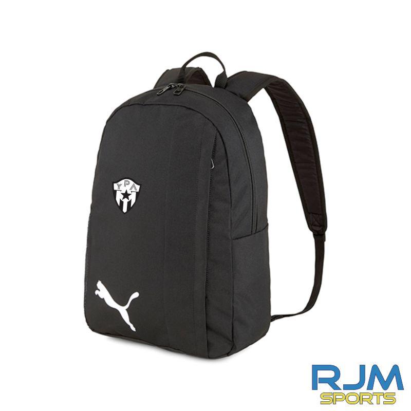 Young Pumas Puma Goal Backpack Black