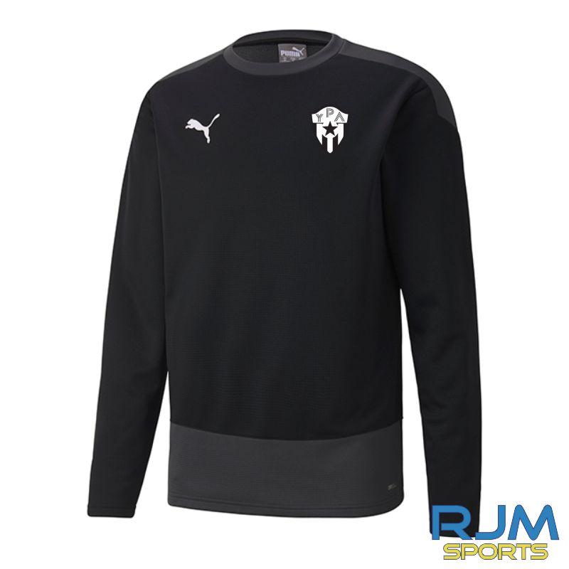 Young Pumas Puma Goal Sweatshirt Black