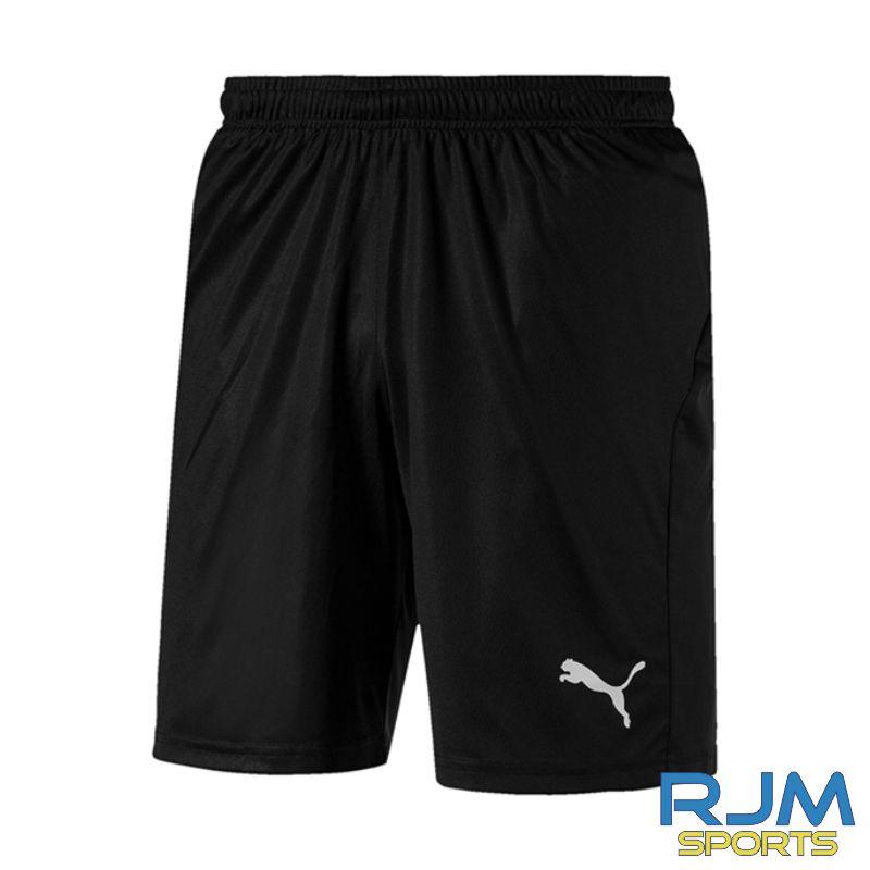 Young Pumas Puma Liga Core Shorts Black