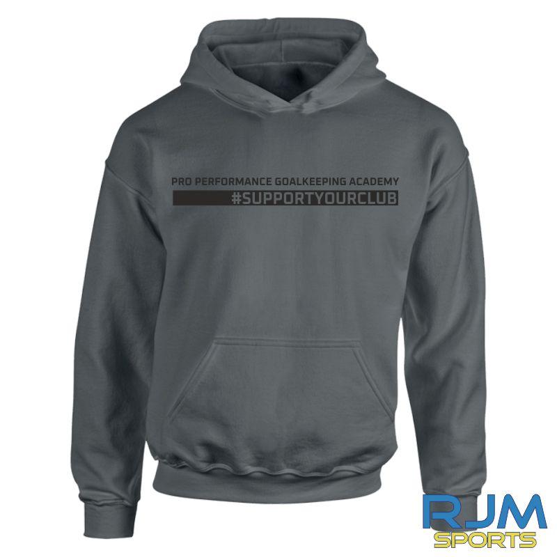 PPA Goalkeeping #SupportYourClub Hoody Grey