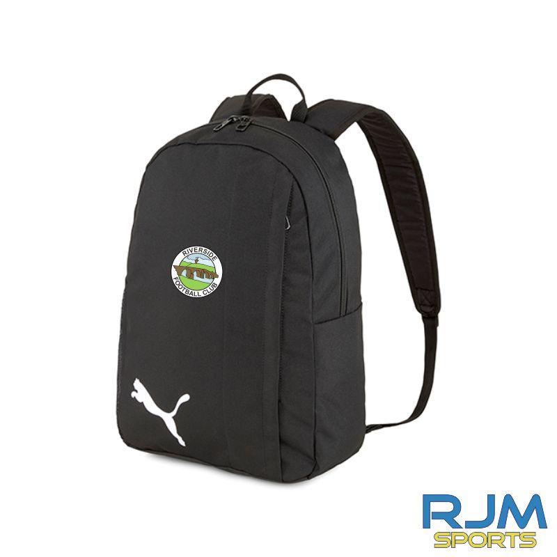 Riverside FC Puma Goal Backpack Black