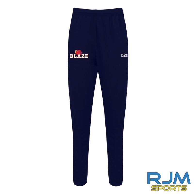 Boroughmuir Blaze Kappa Salci Pants Marine