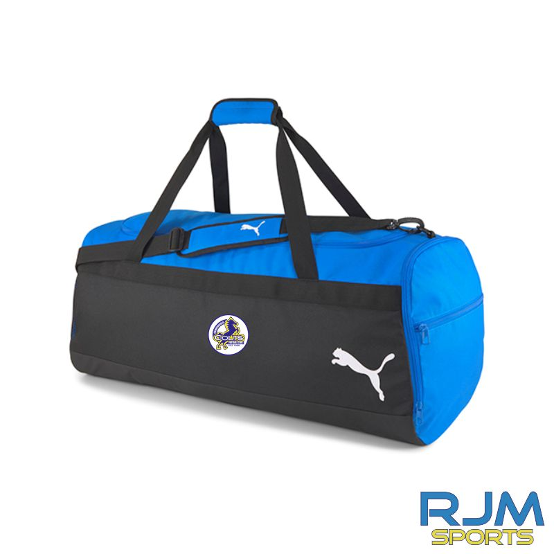 Cumbernauld Colts Puma Goal Teambag Electric Blue