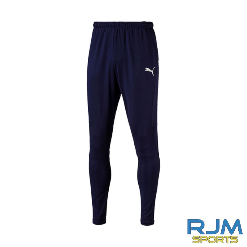 Cumbernauld Colts Players Puma Liga Training Pant Pro Peacoat