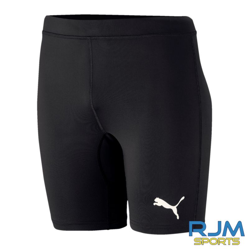 Cumbernauld Colts Puma Baselayer Shorts Black