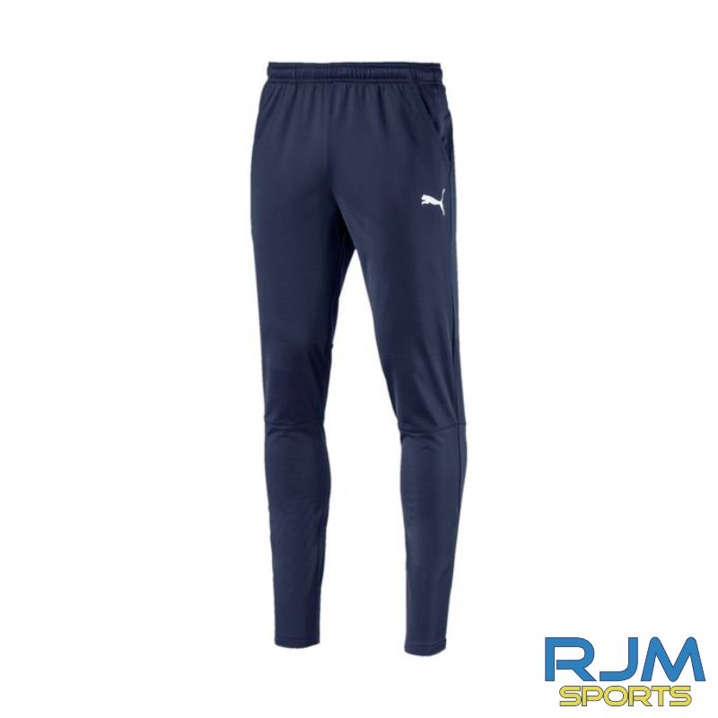 Cumbernauld Colts Players Puma Liga Training Pant 2 Peacoat