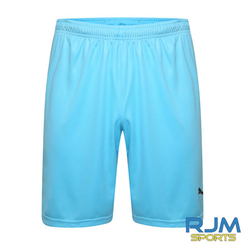 Cumbernauld Colts GK Puma Liga Shorts Aquarius