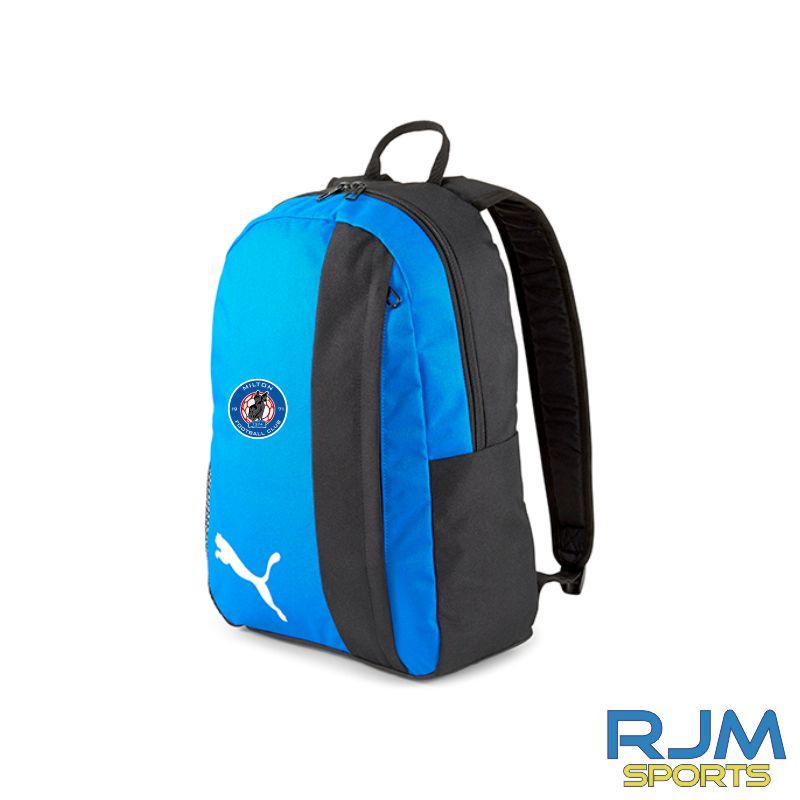 Milton FC Puma Goal Backpack Electric Blue
