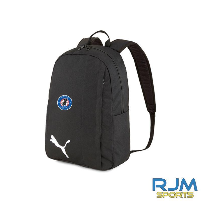 Milton FC Puma Goal Backpack Black