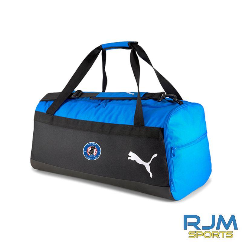 Milton FC Puma Goal Teambag Electric Blue