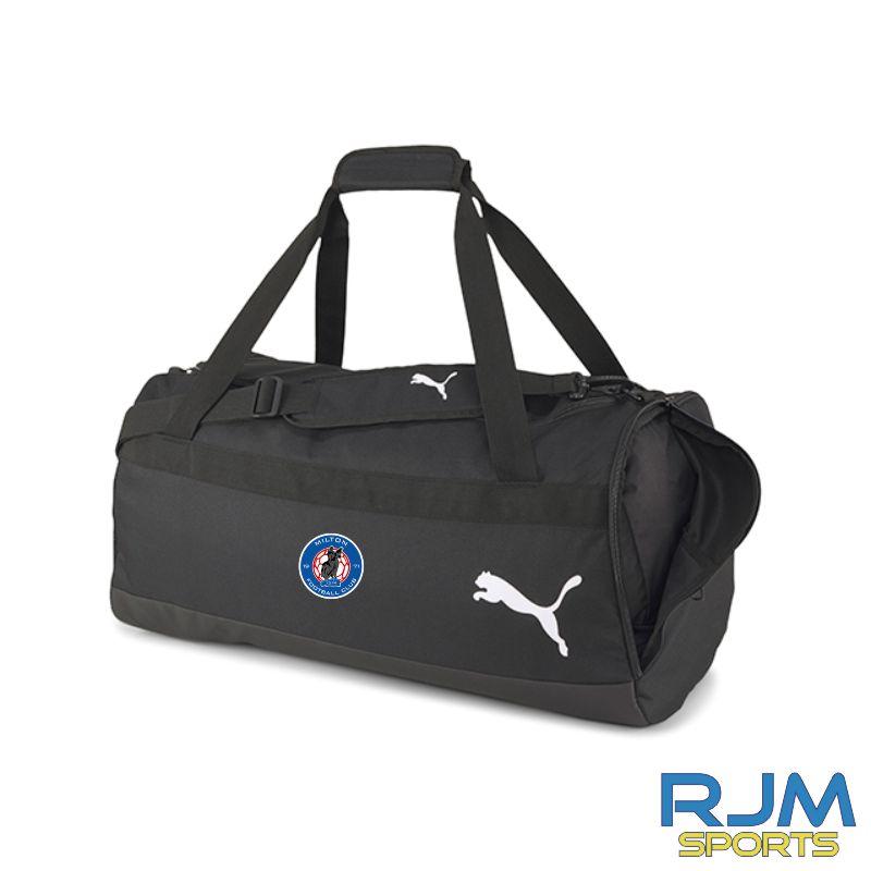 Milton FC Puma Goal Teambag Black