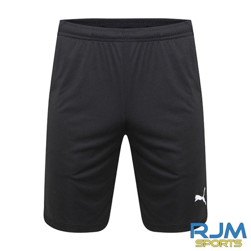 Milton FC Coaches Puma Liga Training Shorts Black