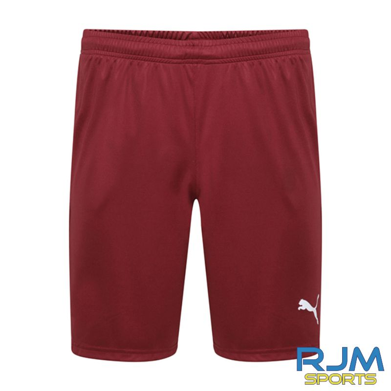 WITC Young Maroons Puma Liga Core Shorts Cordovan