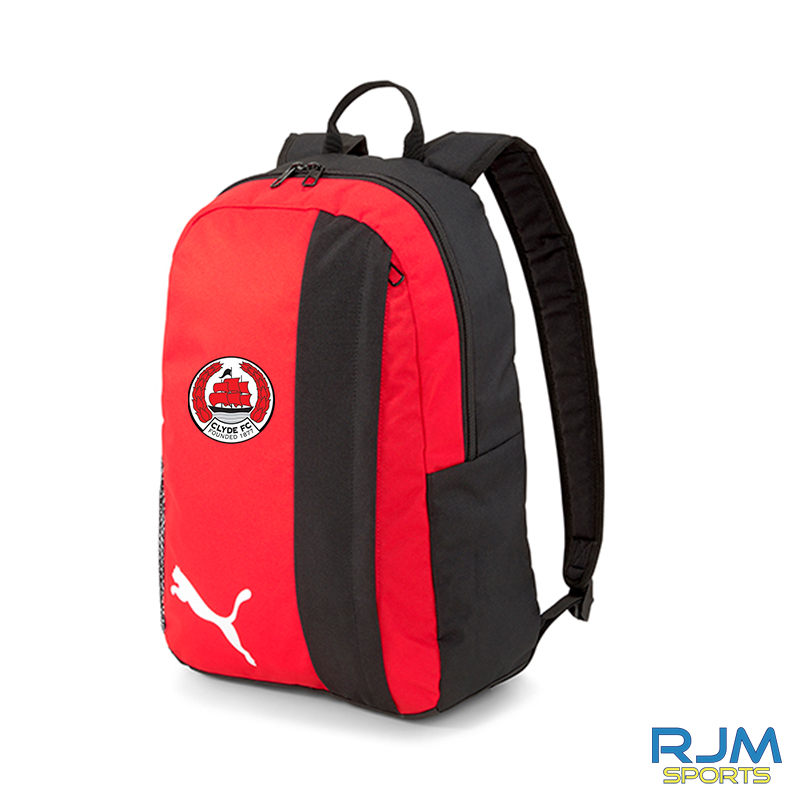 Clyde FC Puma Goal Backpack Red