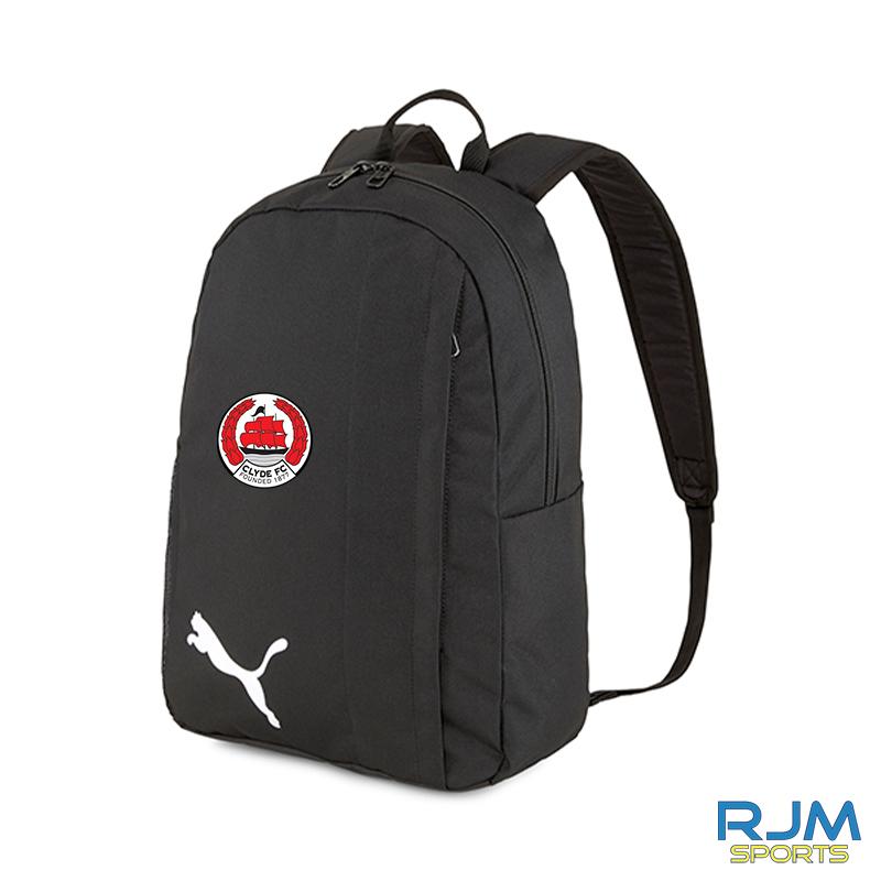 Clyde FC Puma Goal Backpack Black