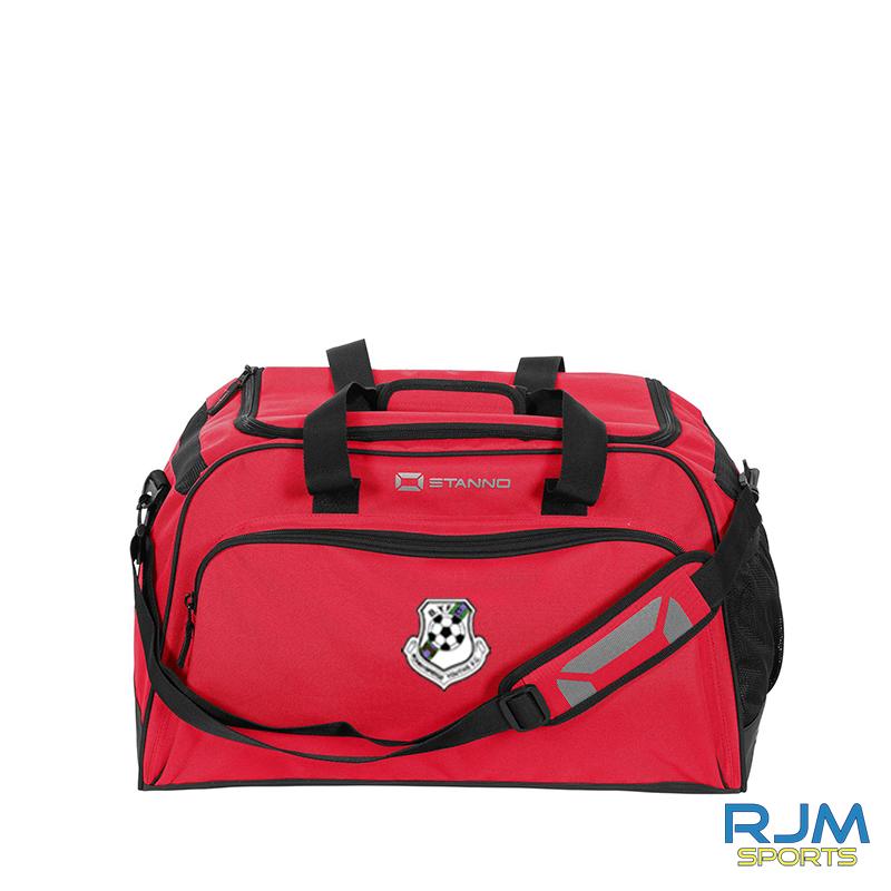 Bonnybridge Youths Stanno Merano Sports Bag Red