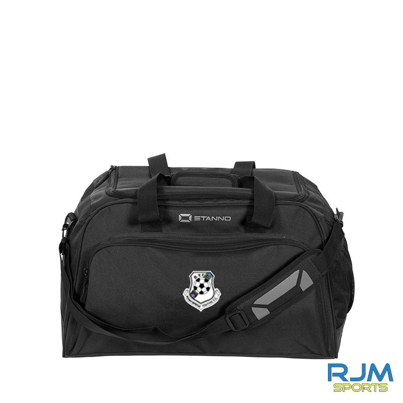 Bonnybridge Youths Stanno Merano Sports Bag Black