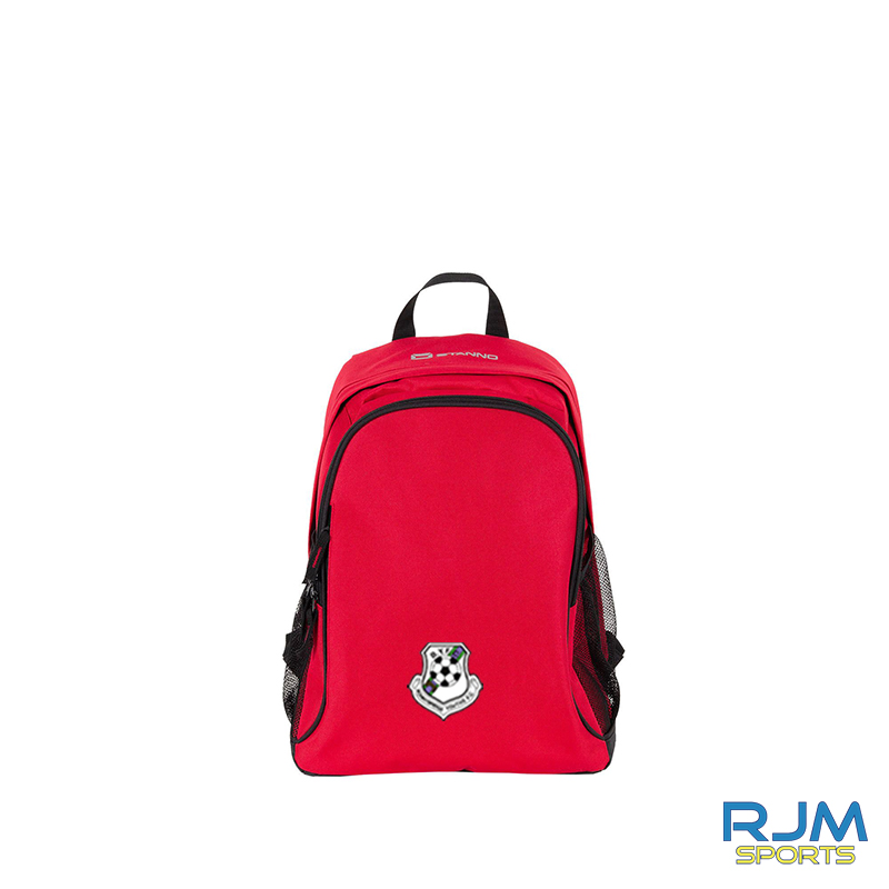 Bonnybridge Youths Stanno Campo Backpack Red