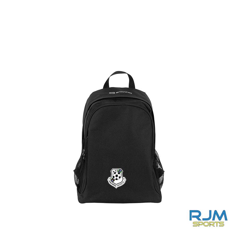 Bonnybridge Youths Stanno Campo Backpack Black