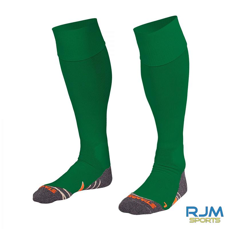 Callander Thistle FC Stanno Uni II Away Sock Green