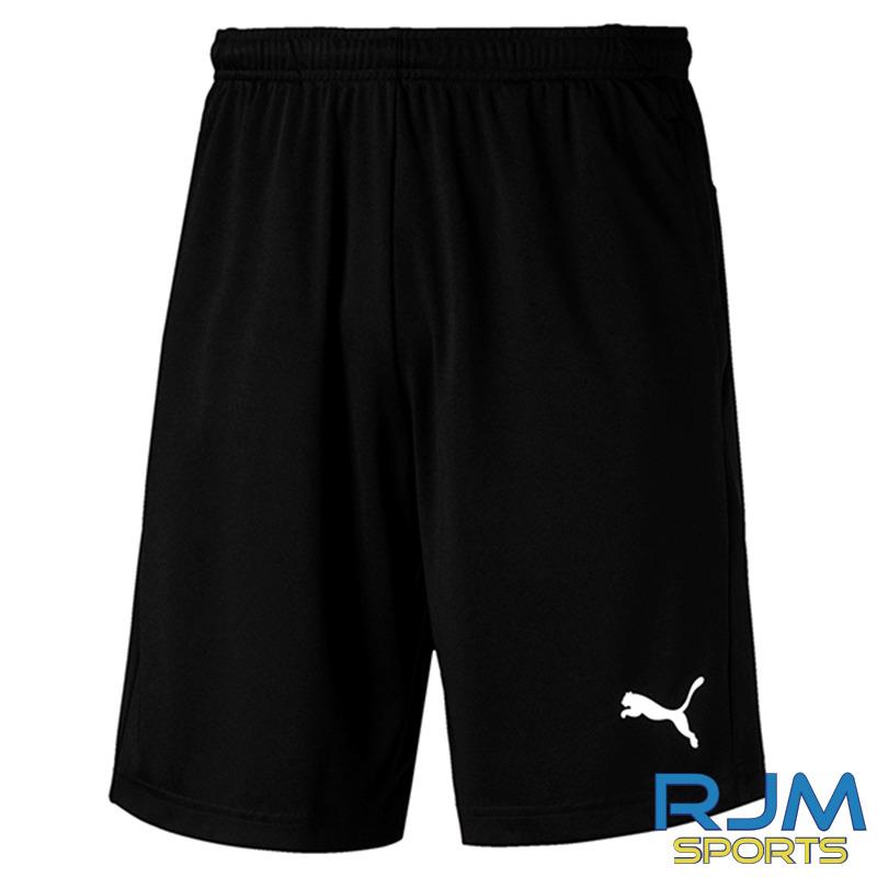 Houston United FC Puma Liga Training Shorts Black