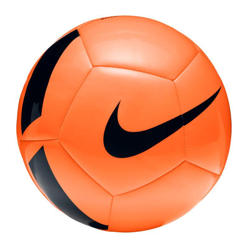 Nike Pitch Team Training Size 3 Football Total Orange