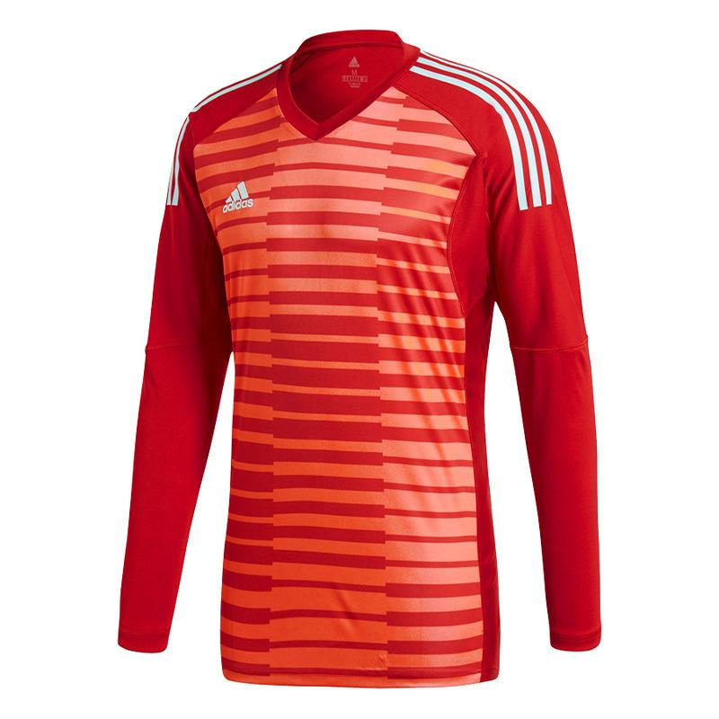 Adidas Adipro 18 GK Jersey Power Red/Semi Solar Red/Energy Aqua